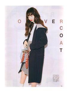 Nana Komatsu Fashion, Lookbook Layout, Komatsu Nana, Clothing Photography, Fringes, Ulzzang Girl, Girl Pictures, Pretty Woman, Fashion Photo