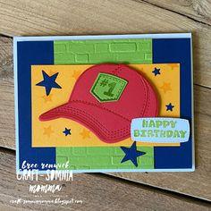 Birthday Cards For Boys, Masculine Birthday Cards, Man Birthday, Masculine Cards, Boy Cards, Stamping Up Cards, Scrapbook Cards, Stampin Up, Card Making
