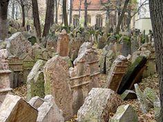 Los cementerios más fascinantes del mundo. Cementerio Judio, Praga.