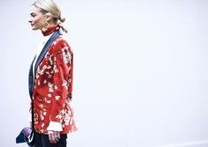 How to Wear a Scarf: Your 6 New Styling Twists for Nowness via @WhoWhatWearUK