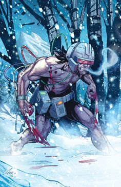 Weapon X by Jackson Gee and Eddy Swan. Comic Book Characters, Marvel Characters, Comic Character, Comic Books Art, Comic Art, Marvel Vs, Marvel Dc Comics, Marvel Heroes, Wolverine Old Man Logan