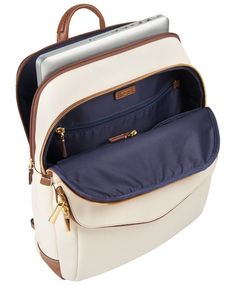 Travel Bags for Women - Backpacks & Sling Bags - Tumi United States Laptop Backpack, Backpack Bags, Estilo Navy, Purses And Bags, My Bags, Sacs Design, Back Bag, Stylish Backpacks, Work Bags