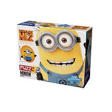 Despicable Me 3D Puzzle - 200 pieces -Build your own Minion!