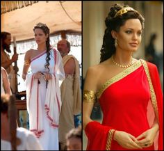 Period Costumes: Ancient Greece photo Angelina