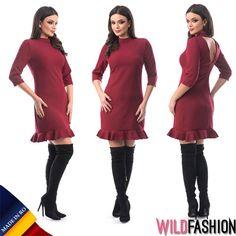 Chiffon, High Neck Dress, Dresses, Fashion, Silk Fabric, Turtleneck Dress, Vestidos, Moda, Fashion Styles
