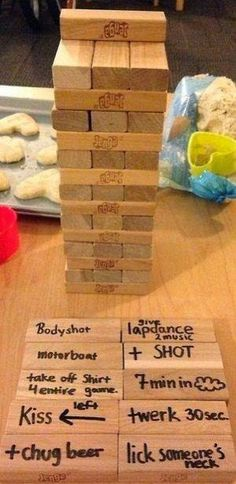 Awesome party game idea