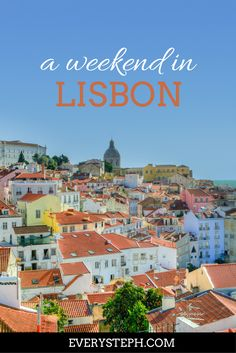 Where to go in Lisbon? Good question. Lisbon is a great destination, and incredible when traveling on a budget! From the colorful Lisbon tiles to the famous tram, there is lots to do, without forgetting the yummi Lisbon food! This is a Lisbon travel guide + tips for unusual things to do. Discover a Lisbon off the beaten path that you need to include in your Portuguese itinerary! - A weekend in Lisbon | 48 Hours in Lisbon | What To Do in Lisbon: 17 Things To Do in Lisbon Off the Beaten Path […