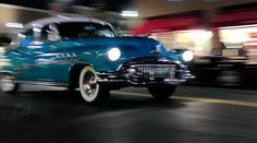 Nice classic Buick leaving at the end of last weekend's Wiregrass Mall cruise night.