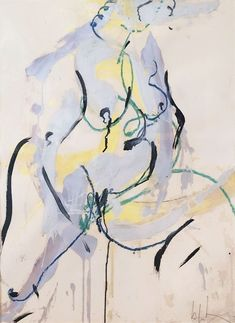 Untitled, Nude by Norman Bluhm on Artnet Auctions