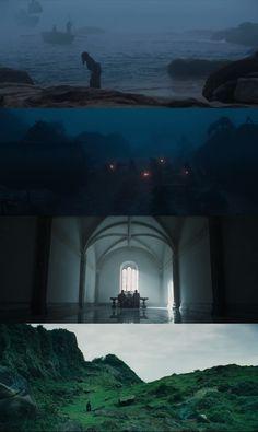 """Silence"", DIR: Martin Scorsese, DOP: Rodrigo Prieto."