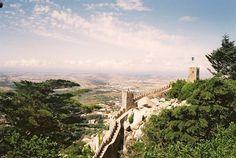 Castelos dos Mouros - Sintra  Foto:Nicola Abraham