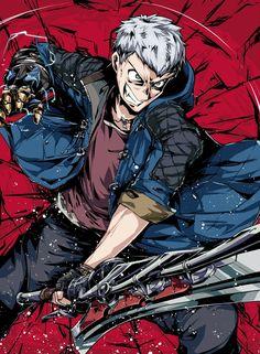 Bunny ryuko by suzusiigasuki on DeviantArt Nero Dmc, Dante Devil May Cry, Black Anime Characters, Dmc 5, Kaito, Video Game Art, Funny Games, Art Reference, Comic Art