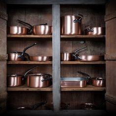 Gourmet Set - Falk Copper Cookware