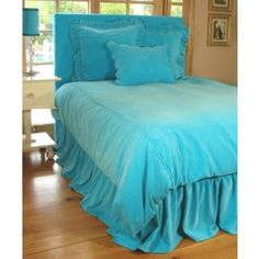 Turquoise Tickles Teen Bedding | Sweet Peaches Bedding