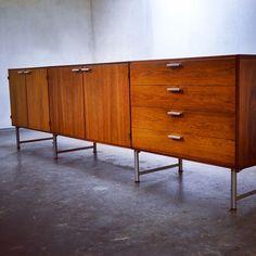Soon online @ http://nomefurniture.com | XL rosewood sideboard | Cees Braakman for Pastoe, made to measure series, ca. 1960 #vintage #retro #design #furniturestore #vintagefurniture #midcentury #interior #interiordesign #website #nome #nomefurniture #webshop #antwerp #belgium #pastoe #braakman #ceesbraakman #dutchdesign #sixties #1960 #sideboard #credenza #lowboard #comingsoon #furniture #madetomeasure
