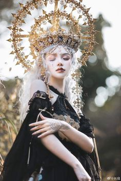 Character Design Inspiration, Mode Inspiration, Fantasy Photography, Portrait Photography, Mode Grunge, Grunge Style, Fantasy Costumes, Lolita Fashion, Punk Fashion