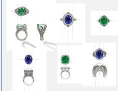 Lauren Bergman Design Samples on Behance