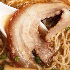 Chashu Pork (Marinated Braised Pork Belly for Tonkotsu Ramen) Recipe - Edamam