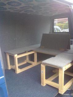 Lwb Team Blue Camper build (lots of pics!) - VW T4 Forum - VW T5 Forum