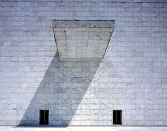 Adalberto Libera_Roma (Italy)_Palazzo dei Congressi_1938-1954
