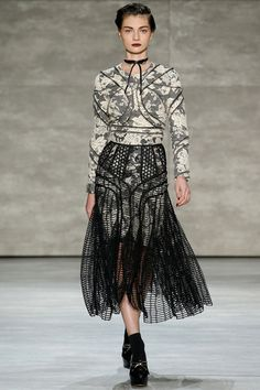 Zimmermann Fall 2014 Ready-to-Wear Collection Slideshow on Style.com