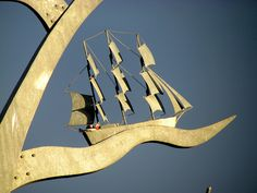 Sailing the high trees by Charles Kottler, via Flickr