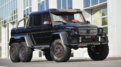 Mercedes - G63 - AMG - Brabus