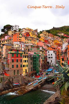 Riomaggiore. Stayed in a honeymoon suite overlooking the water and the town. AMAZING