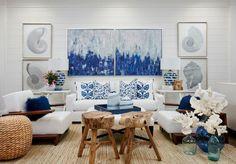 Best coastal style interior design inspiration 48