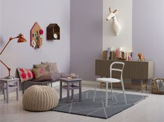 room styling for the paint company Jotun