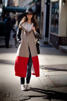 This coat is to die for, the end.