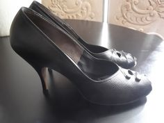 Vintage 1950s Shoes / 50s Shoes / American by 1920SFLAPPERGIRL, $46.00