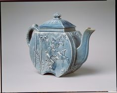 Chelsea Keramic Art Works, 1879–83. Inspiring work. The Robertsons are some of my favorite potters.