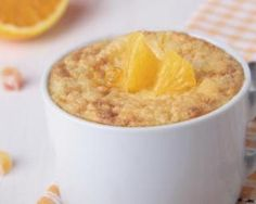 Pudding � l'orange au Thermomix�
