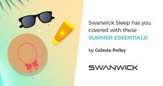 While happiness is overflowing, the sun is sizzling. Swanwick Sleep has you covered with these UV protection necessities. Stop The Rain, Life Hacking, Flap Hat, Sun Cap, Sun Umbrella, Dark Skin Tone, Fancy Hairstyles, Sleepless Nights, Summer Essentials