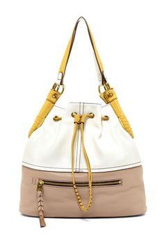 orYANY Diana Leather Handbag