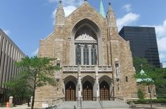 St. Johns Cathedral, Cleveland Ohio