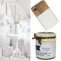 Colores Mary Paint - MaryPaint- Pure white