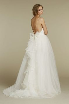 Mariage : 50 robes dos nu repérées sur Pinterest   Glamour
