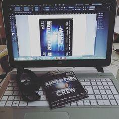 Crew-skilt til DAFF 2016