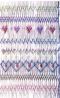 Stephanie's Hearts - Little Stitches