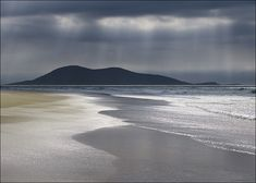 Hebrides by Peter May and David Wilson (© Rex/David Wilson) Landscape Art, Landscape Paintings, Landscape Photos, Costa, Isle Of Harris, Outer Hebrides, Island Life, Beautiful Landscapes, Places To See