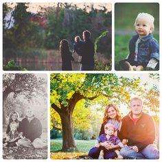 Fall Family Photo Shoot - Xan's Eye Photography - Xan Craven