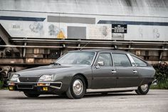 Citroën CX was Inspired By, Named For, and Shaped by Aerodynamics - Petrolicious Psa Peugeot Citroen, Citroen Car, Space Car, Automobile, Limousine, Car Humor, Classic Cars, French Classic, Le Mans