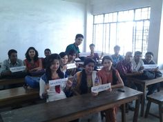#HelpingDay #CottonCollege #Assam #India
