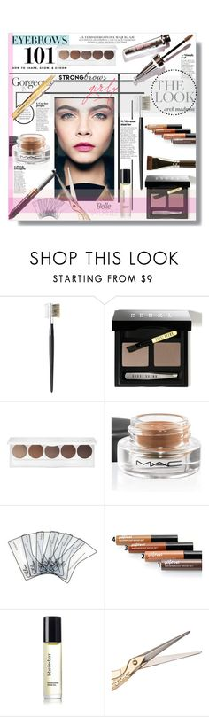 """Perfect Brows 5-9-17"" by letiperez-reall ❤ liked on Polyvore featuring beauty, Kanebo, Bobbi Brown Cosmetics, MAC Cosmetics, Chelsea Beautique, BBrowBar, Claudio Riaz, polyvoreeditorial, polyvorecontest and polyvorefashion"