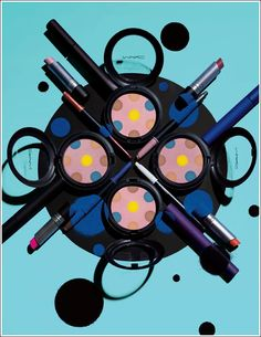 MAC for Beth Ditto Collection for Summer 2012