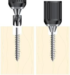 How to Remove a Broken Screw or Lag Bolt »