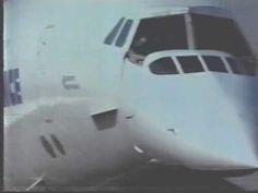 Reportagem da Band sobre o Concorde