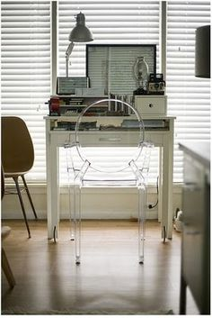 Louis Ghost Chair   Philippe Starck